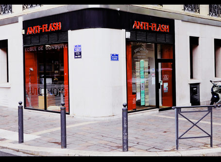 Anti-Flash Boulevard d'Arras 13004
